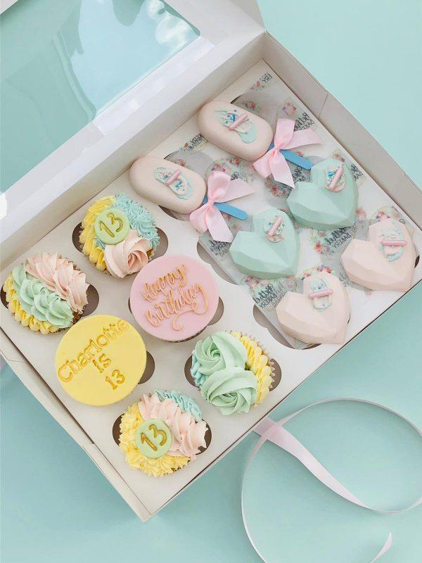 Bespoke Cupcakes Wedding