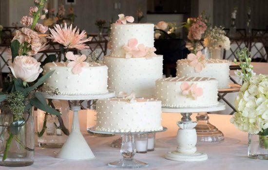 Bespoke Wedding Cakes from Birmingham UK